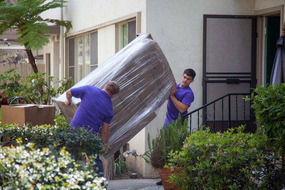 Moving bed Denver